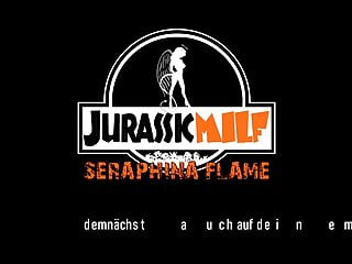 seraphina flame - jurassic milfPorn Videos