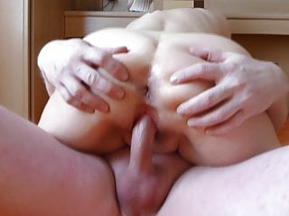 My wife likes to ride on the cock of my friend