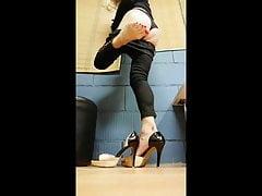 Black jeans-MILF