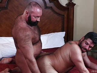 Bearback thick amp amp lanz adams...