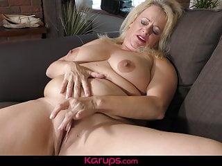 Karups – BBW British Lover Erotica Ann Masturbates
