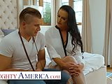 Naughty America - Texas Patti gets ANAL from sons friend