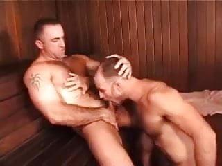 Three guys...