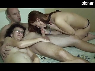 And young beauty blowjob...