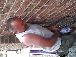 IN BUILDER BOTTLE PLASTIC PISS A SPY