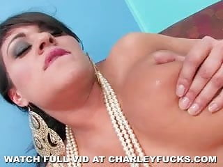 Charley's Oiled Up with Pearls