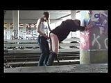 Girlfriend Strapon In Public-sweetchee