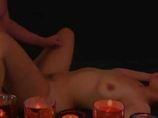 Pure amateur missionary fuck at candlelight