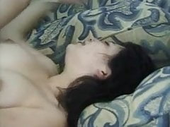 Very sexy french hairy brunette fucked by black Joachim