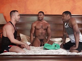 Jackson Radiz, Sean Xavier and Adonis Couverture (FRAR P4)