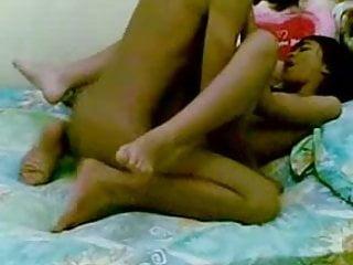 Malay GF very passionate sex