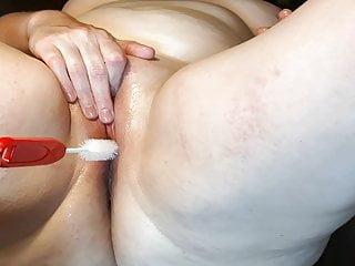 Brush vaginal...