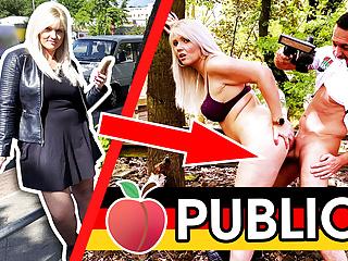 tatjana young fucked in city park public dates66.comPorn Videos