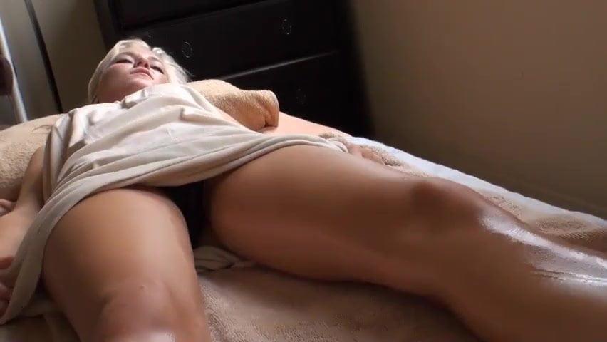 Skinny Asian Teen Massage