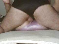 We fucking in satin panties