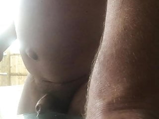 Chubby bear wanking jerk off...