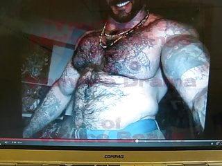 Edgar Guanipa In A Lemuel Perry Film. Your Muscular  Dick