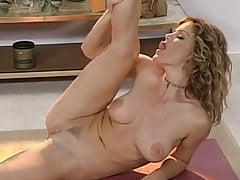 Kira Reed naked yoga