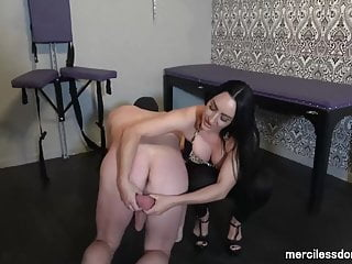 Hard Mistress Kicks A Chloe by Gentle Few - Ballbusting