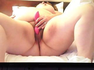 45 year old wife masturbating orgasm...