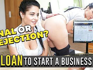 Loan4k alex black gives loan agent hard...