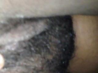 Tight black pussy