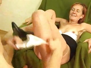 mature anal video