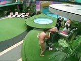 Big Brother UK Lewis That package