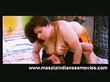 Madalasa mallu big boob playing with a student