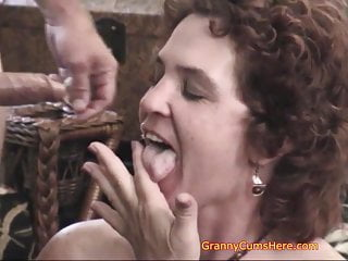 Home vids of filthy grannies...
