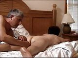 Older couple hotel fun on Vacation
