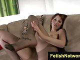 FetishNetwork Nickey Huntsman leggy slut