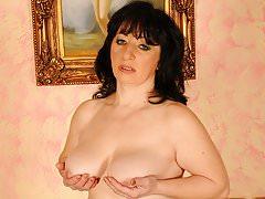 Fine lady Wilhelmina