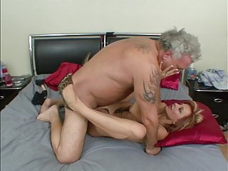 Distinguished daddy Joey Butta with 2nd lover (HD, pt four of 5)