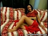 Indian Sweetie Prepped For Threesome