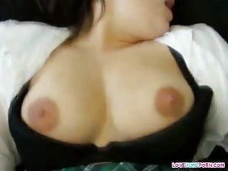 Fucking his girlfriend fat ass...