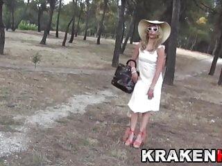 Provocative nudity video...
