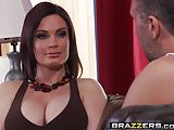 Brazzers - Mommy Got Boobs -  Helping with the Chores scene