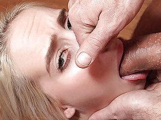 TEENGONZO Petite blonde has deepthroat abilities like no different