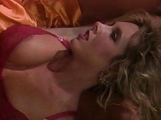 Victoria Paris in pink lingerie