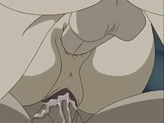 Cartoon vid: Naruto and Sasuke fuck Sakura in her asshole in the woods