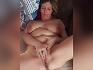 french mature wife masturbating and fingering