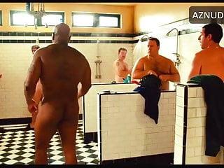 Ving Rhames naked in the shower