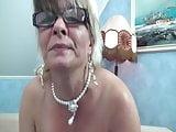 Grandma is a callgirl