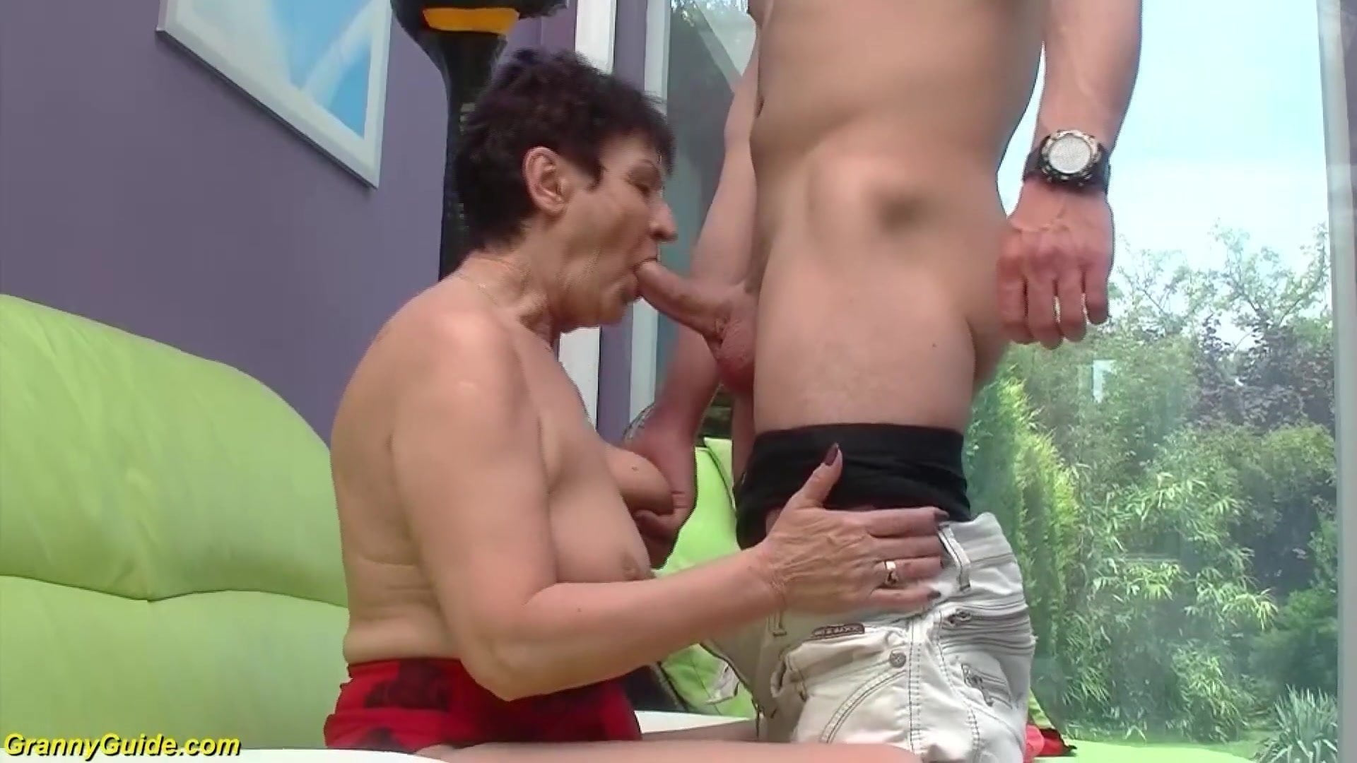 Old Granny Fuck Tube 82 years old mom rough toyboy fucked - granny brutal fucking