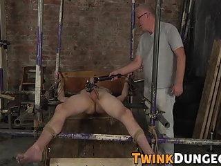 Loves torturing his slave eli manuel...