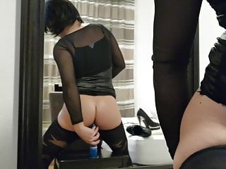 young amateur Crossdresser
