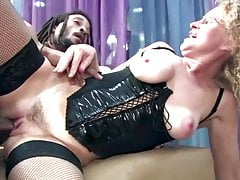 Beautiful Dirty Blonde Slut Takes Balls Deep Creampies.
