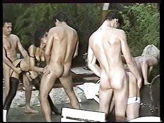 Affengeile Spritz-Orgie