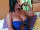 Chubby ho with huge tits